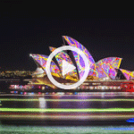 Vivid Sydney is a 23-day festival of light, music and ideas. Vivid Sydney features many of the world's most important creative industry forums