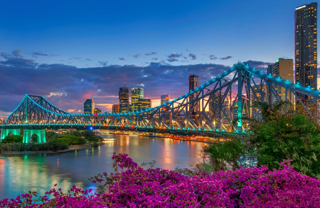Brisbane Story Bridge Tourism & Events Queensland