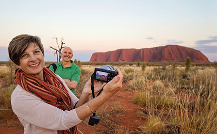 Travel Deals to the Outback in Australia Uluru