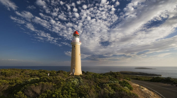 Cape du Couedic Light House on Kangaroo Island Australia Must See
