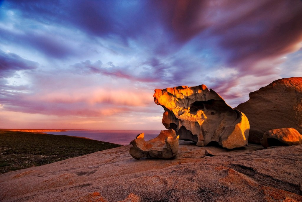 Remarkable Rocks Kanagroo Island Australia Must See