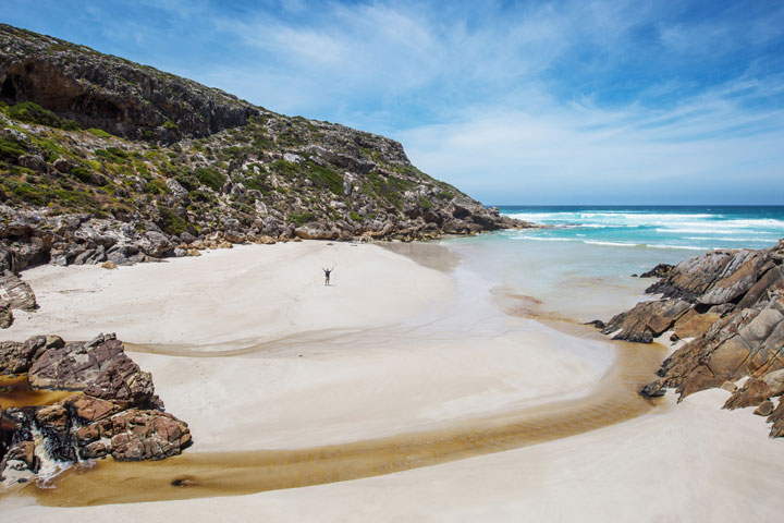 Things to See at Flinders Chase National Park Snake Lagoon