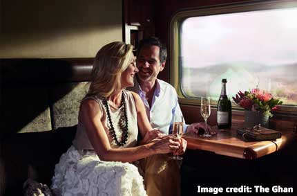 All-Inclusive Luxury Train Ride