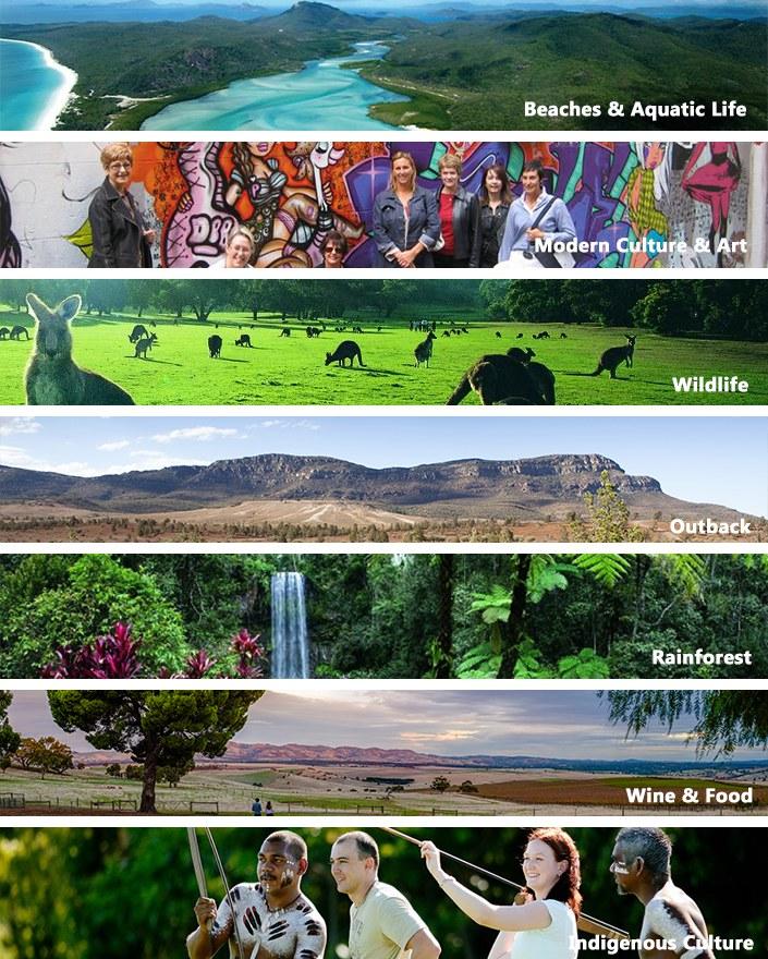 7 Highlights of Australia