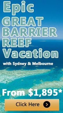 Great Barrier Reef Vacation Deal