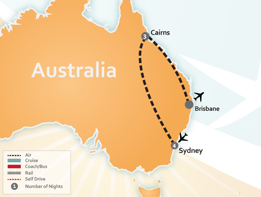 Australian Vacation Deal to Sydney