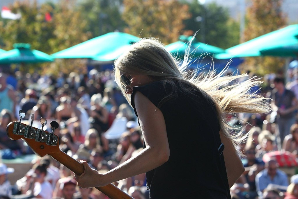 Australia Open Free Music Festival