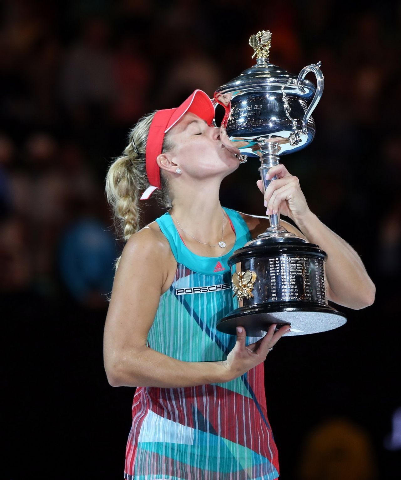 Angelique Kerber Australian Open 2016 Winner