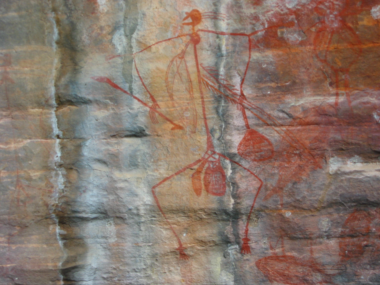 Kakadu - Ubirr Rock Paintings