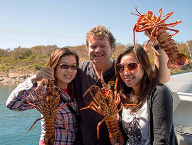 Seafood Cruise Tasmania Lion Filming Locations