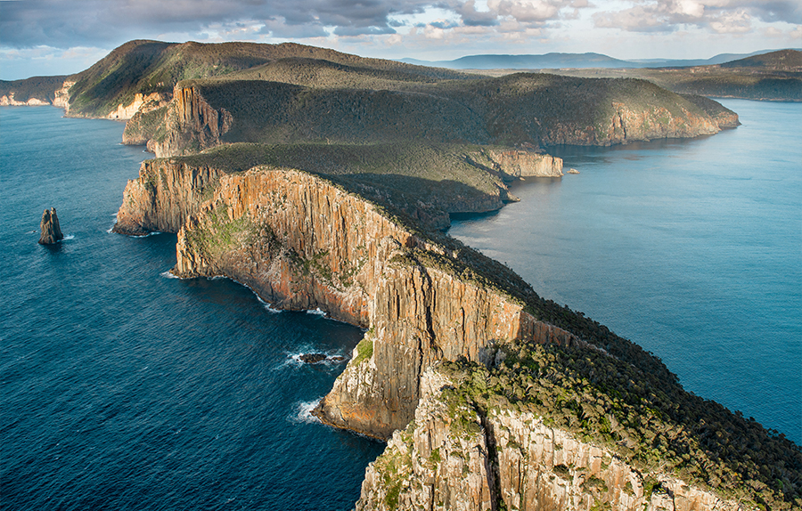 Three Capes Track - Cape Hauy Lion Filming Locations