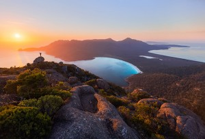 Tasmania, Australia Wineglass Bay