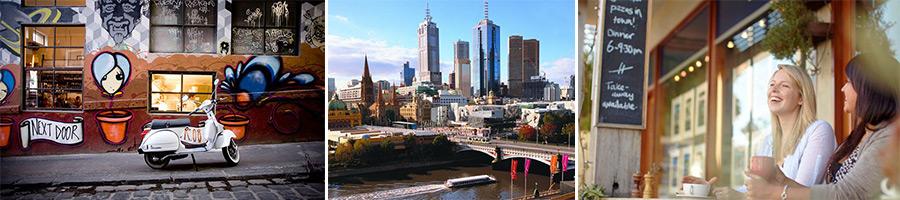 Melbourne Intro Banner