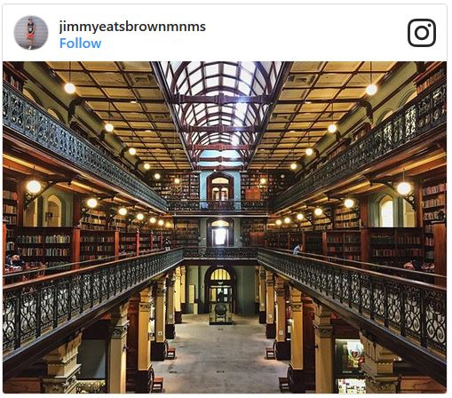 Mortlock Wing Library