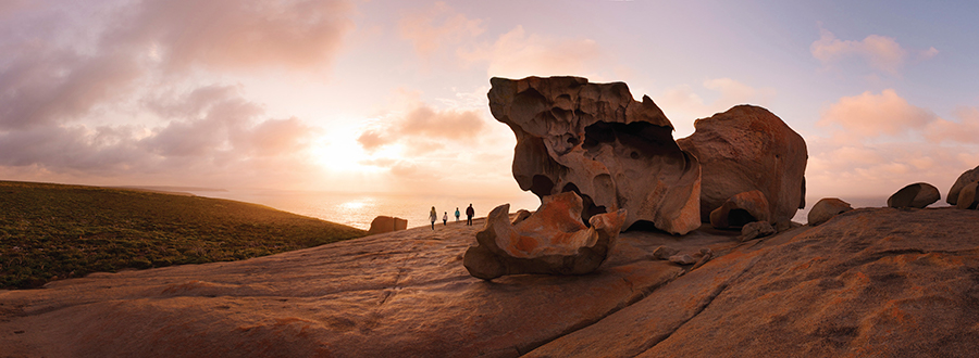 Things to See at Flinders Chase National Park Remarkable Rocks