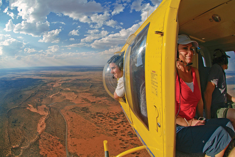 Uluru National Park Scenic Helicopter Ride