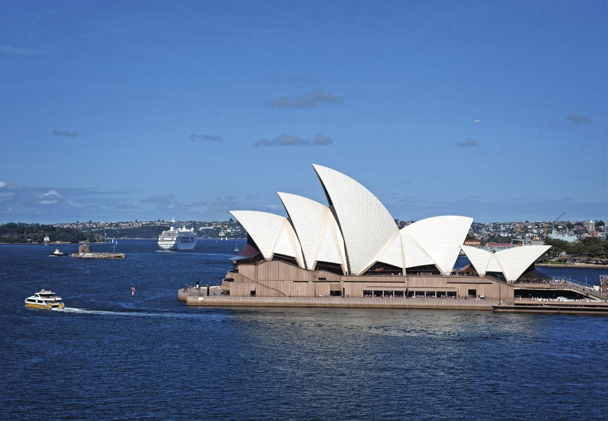 Sydney Opera House - Get Picture Of Sydney Opera House  Background