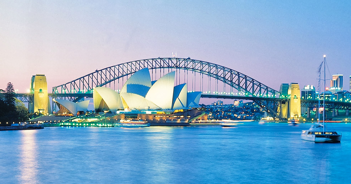 Sta Travel Australia Tours