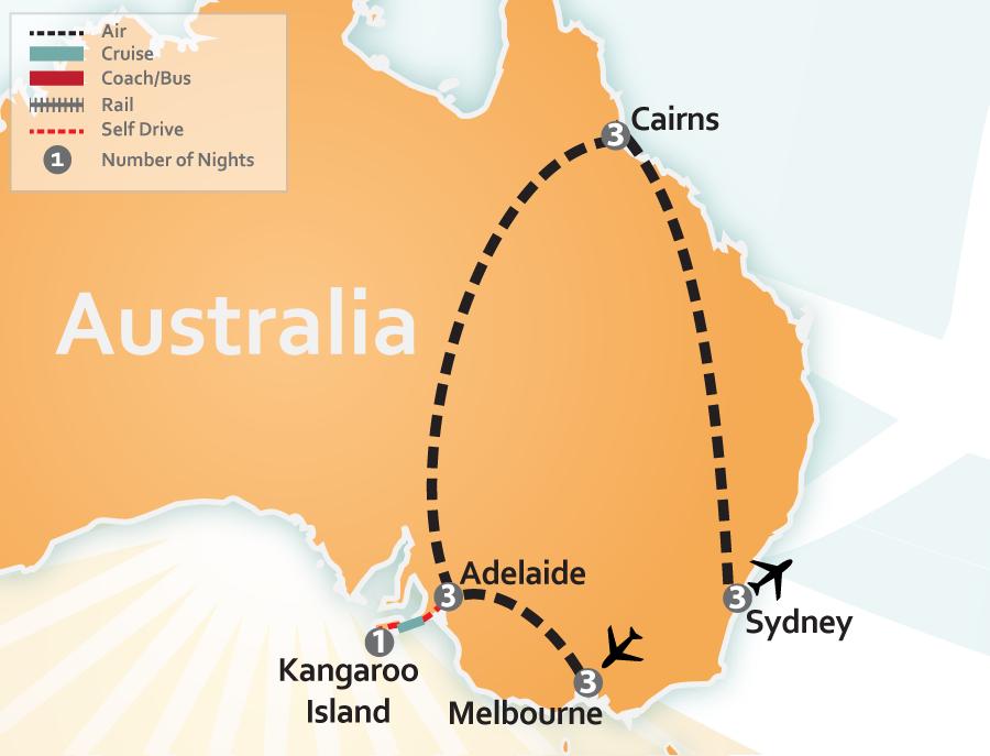 Australia Great Barrier Reef Deal