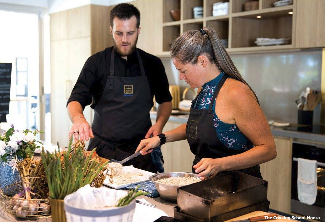 The Cooking School Noosa, Things to do in Noosa and Sunshine Coast
