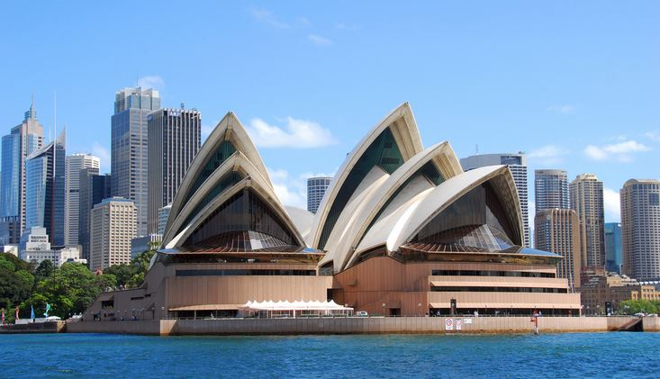 Sydney Opera House. Photo Credit: Robert Young on Flickr