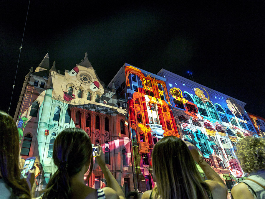 White Night Melbourne Festival