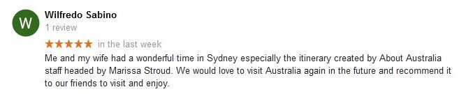 About Australia Reviews 3