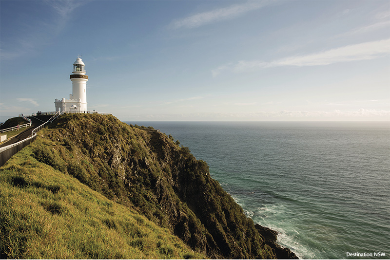 ape Byron Lighthouse at Byron Bay credit Destination NSW