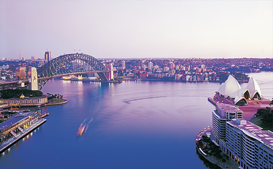 Visit Sydney on a Melbourne, Great Barrier Reef & Sydney Vacation