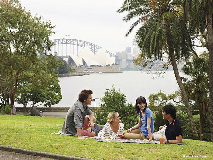 things to do near Sydney Harbour