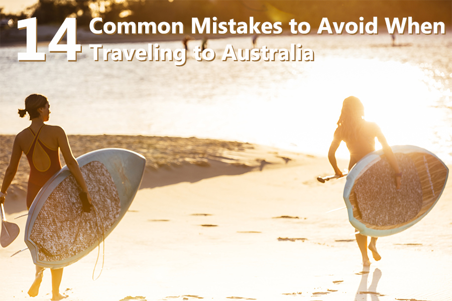 Mistakes to Avoid When Traveling to Australia