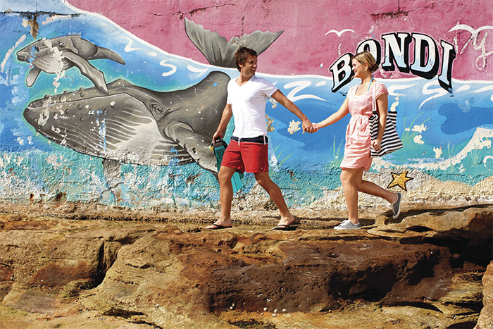 Bondi Beach Culture credit Anson Smart