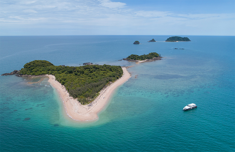 Frankland Islands credit Frankland Islands Reef Cruises