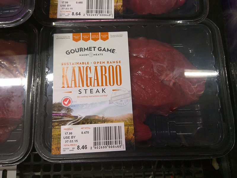 Kangaroo Steak credit Maksym Kozlenko