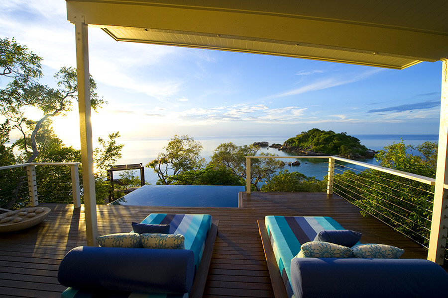 Lizard Island Resort Pavilion