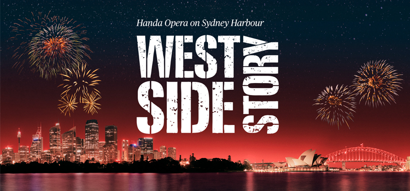 West Side Story Handa Opera on Sydney Harbour