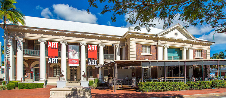 Cairns Art Gallery credit Cairns Art Gallery
