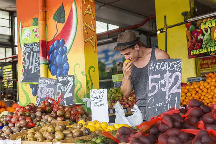 Rusty's Market credit Tourism and Events Queensland Andrew Watson