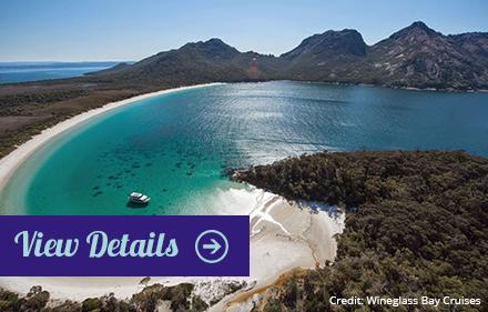 14 Days Tasmania Wine Trails, Nature & Australian Icons Wineglass Bay